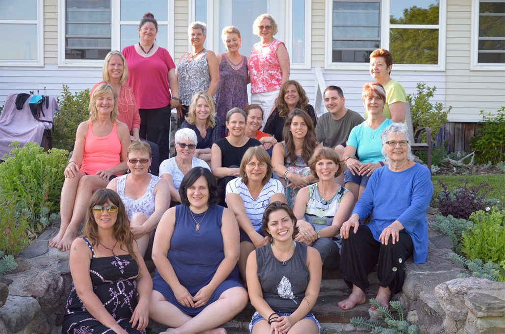 reiki retreat karen armstrong find your tribe